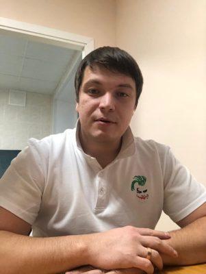 Андрей Валерьевич Русских