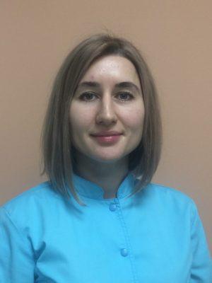 Сычева Мария Сергеевна - врач УЗИ диагностики, врач гинеколог